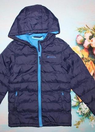 Очень классная куртка mountain warehouse  на 7-8л