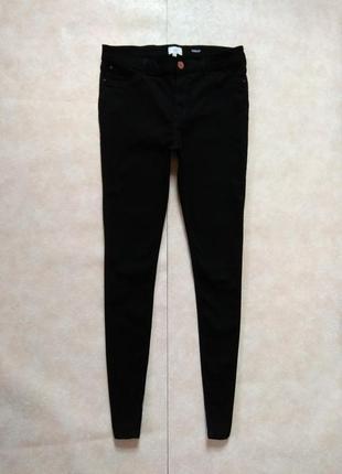 Стильные джинсы скинни с высокой талией river island, 14 размер.