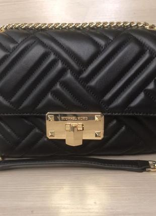 Сумка michael kors peyton quilted bag