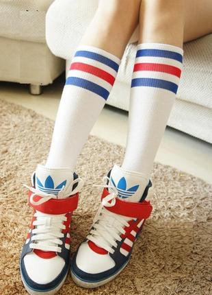 7-32 довгі гольфи шкарпетки длинные гольфы носки