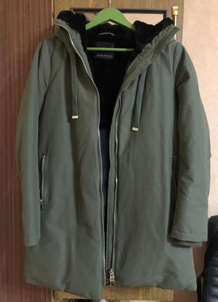 Куртка-парка zara