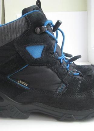 Зимние ботинки  ecco gore tex р.37