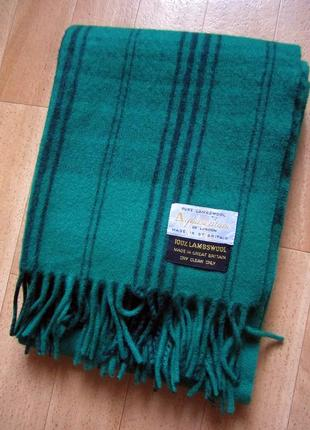 Шарф aquascutum - pure lambswool scarf