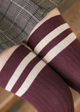 7-31 довгі гольфи шкарпетки длинные гольфы носки