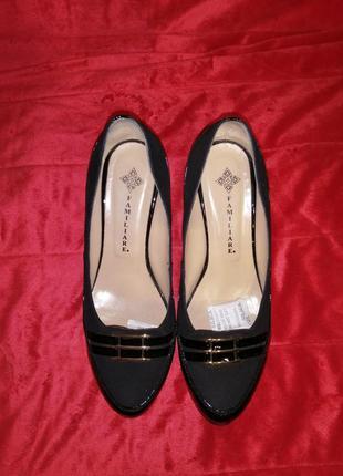 Отличные туфли из кожи и замша на все случаи жизни