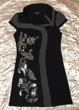 Платье туника tatu