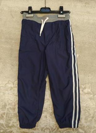 Oshkosh штаны на подкладе плащевка спортинвные