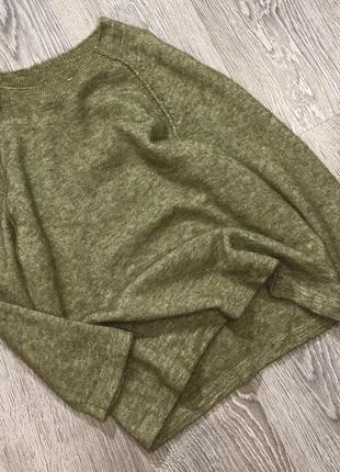 Теплый,мягкий свитер из альпаки noa noa