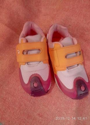 Детские кроссовки promax