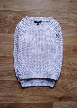 Стильный свитер от george
