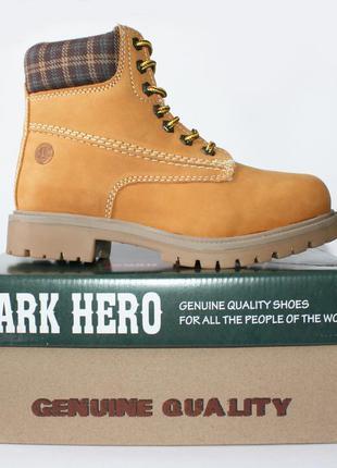 Зимние ботинки mark hero оригинал. натуральная кожа, мех. 36-41 ... d59794d0ccd