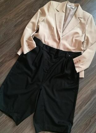 Дизайнерские оригинальные шорты, бермуды