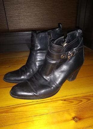 Классные туфли на каблуке от geox😍
