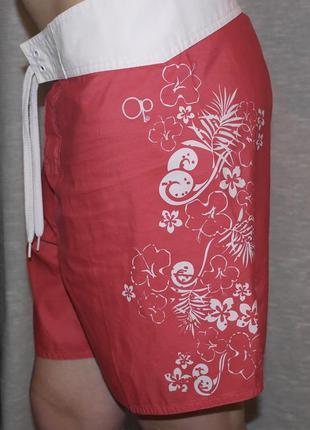 Обалденные шорты узор цветки как новые