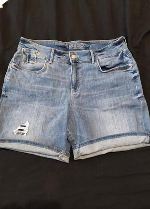 Классные шорты indigo от m&s