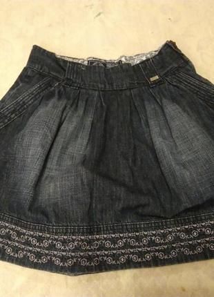 Женственная юбка-тюльпан diesel