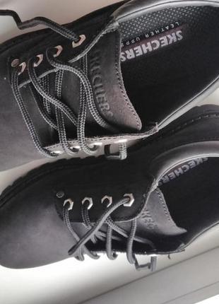 Ботинки зимние sketchers