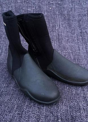 Гидро ботинки us divers, safe sole