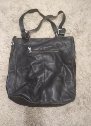 Супер кожаная сумка