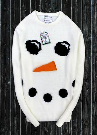 Новогодний свитер cws