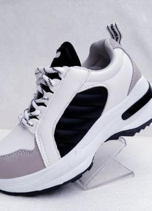 Стильные кроссовки для девочки тм doremi