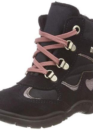 Daumling - зимние натуральные ботиночки - германия