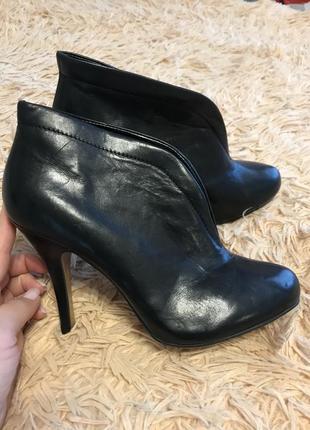 Шкіряні черевики ( кожаные ботинки ) aldo