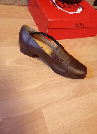 Германия,шикарные,кожаные туфли,туфельки,лоферы,полуботинки,туфли на широком каблуке