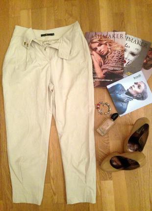 Итальянские брендовые брюки 100% оригинал celyn b {elisabetta franchi}