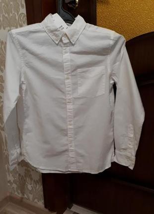 Новая рубашка на мальчика1 фото