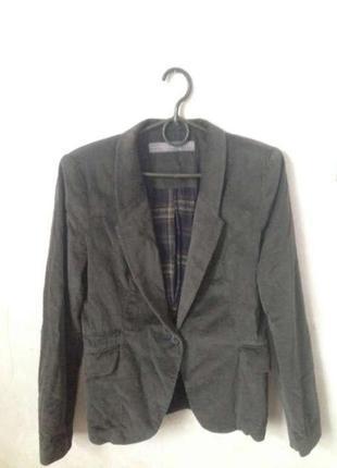 Пиджак zara, размер м.