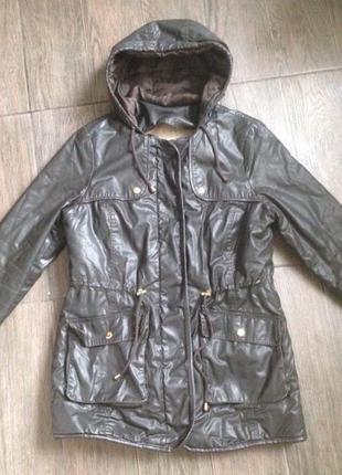 Зимняя куртка парка marks&spencer