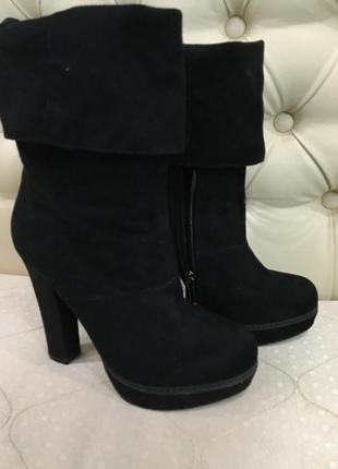 Сапожки осенние ботинки