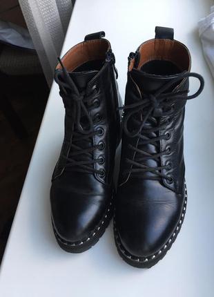 Зимние ботинки casher