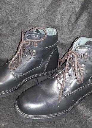 Зимові черевики marc gore-tex