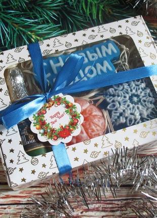 Подарочный набор  к новому году волшебный подарок