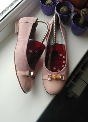 Туфли италия henry&sons,из натуральной кожи внутри и снаружи