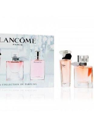 Подарочный набор парфюмерии 3шт по 25мл