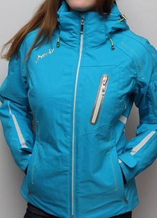 Превосходная лыжная утепленная куртка от мирового дорогущего бренда phenix