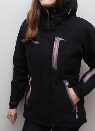 Мощнейшая оригинальная лыжная куртка bergans