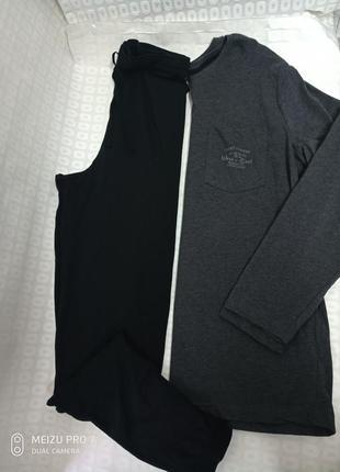 Классная пижама домашний комплект от немецкого бренда livergy, 3хл