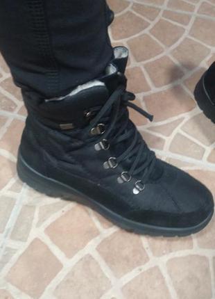 Ботинки-rieker