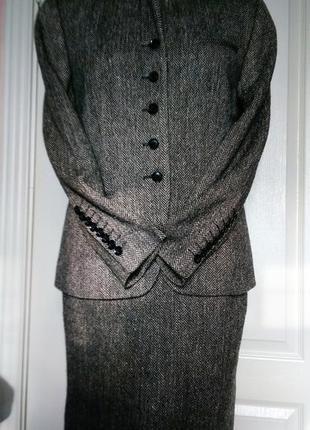 """Lanaby""""s шикарный тёплый костюм в составе шёлк, шерсть"""