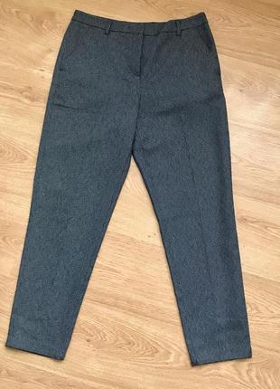 Ціну знижено! стильні укорочені брюки. tu