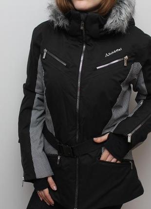Шикарная утепленная лыжная куртка shoffel