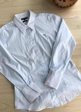 Рубашка блуза блузка tommy hilfiger