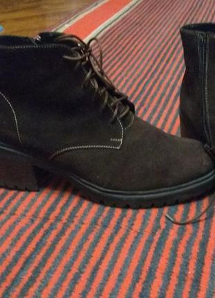 Зимние ботинки, зимняя обувь. new trend italy design.