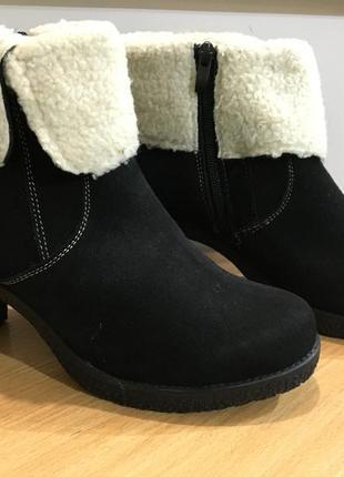 Зимние ботинки spurr