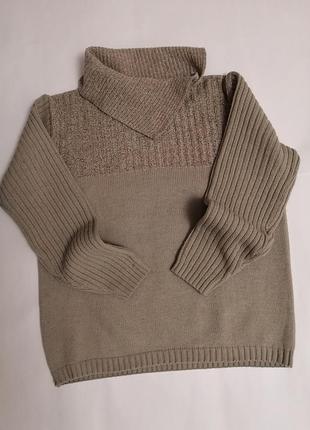 Тёплый свитер, размер м.