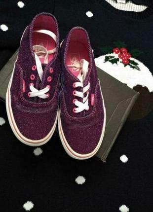 Оригинальные кеды vans, лучший подарок девочке 🌼💕🌸, размер 34